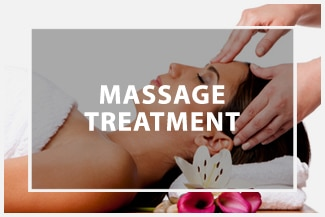 massage treatment box